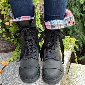 Dr. Martens Shoes - DR MARTENS FOLDOVER SHOES